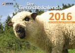 Ab Mitte Dezember erhältlich: ARIWA Der Tierrechtskalender 2016