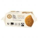 Bio Ingwer Cookies, glutenfrei 150g