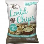 Lentil Chips Creamy Dill 113g