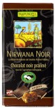 Nirwana Noir Bio Schokolade 55% mit Praliné-Füllung 100g