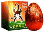 Moo Free veganes Bio Osterei Cheeky Orange 100g