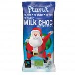 Plamil Bio Schokoladen Weihnachtsmann 20g
