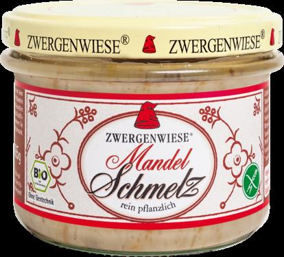 Zwergenwiese Bio Mandel-Schmelz 165g