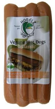 Hobelz - Vegane Hot Dogs Classic 200g