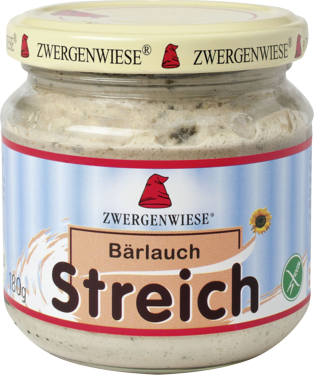 Bio Bärlauch Streich 180g