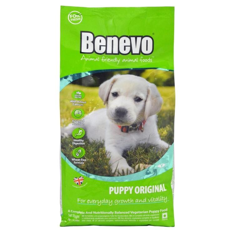 Benevo Dog Puppy Original für Welpen 2kg