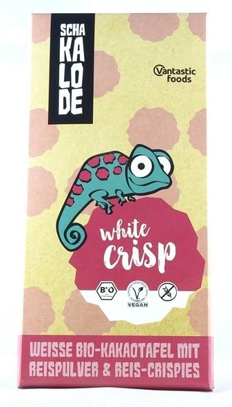 Bio Schakalode White Crisp 80g
