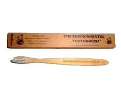 Biologisch abbaubare Zahnbürste für Kinder