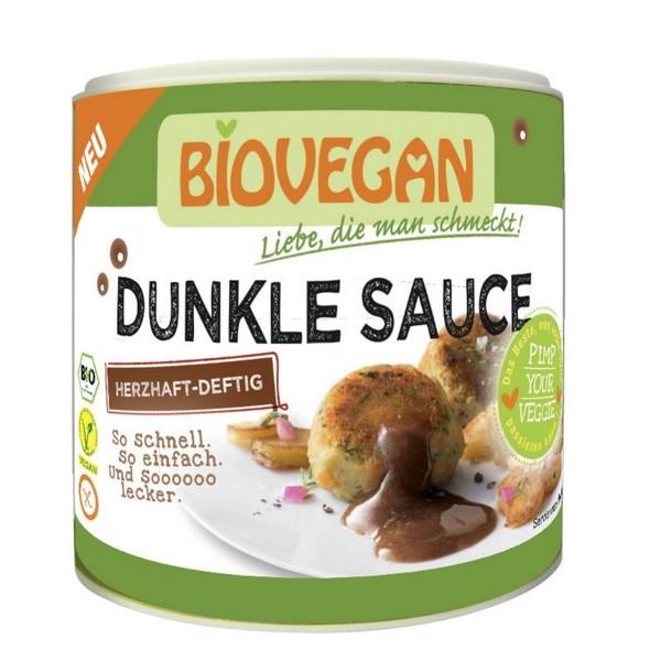 Bio Dunkle Sauce 100g