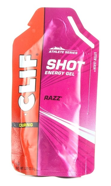 CLIF SHOT Energy Gel Razz 34g
