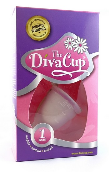 The Diva Cup Modell 1