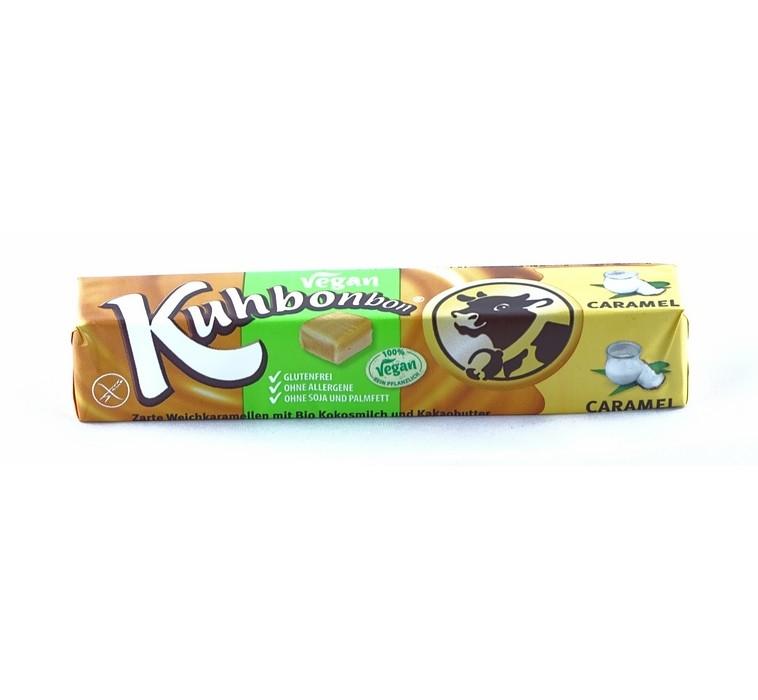 Kuhbonbon Vegan Caramel Stange 72g