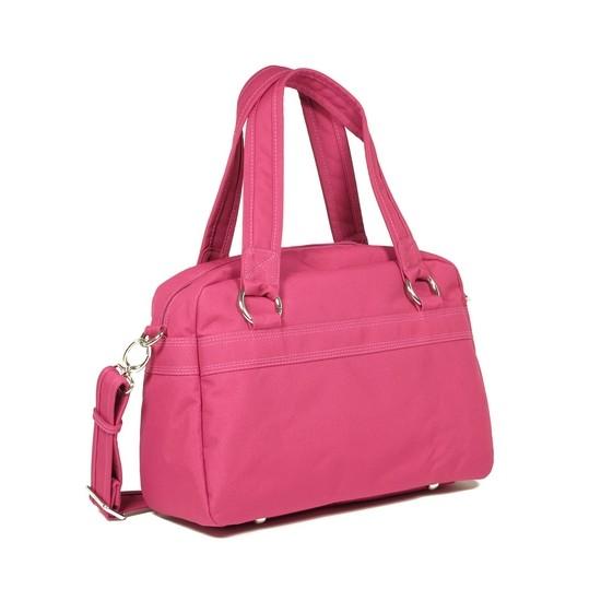 Schultertasche Lorena - pink