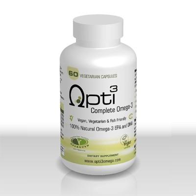 Opti3 Omega 3 Kapseln 60 Stk.