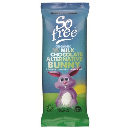 Bio Bunny Bar Osterhasen-Riegel 25g