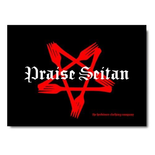 Magnet - Praise Seitan