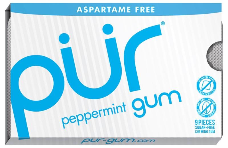 PÜR GUM Peppermint 12g