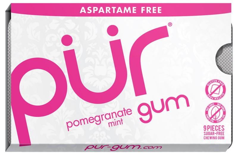 PÜR GUM Pomegranate Mint 12g