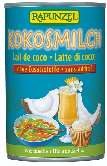 Bio Kokosmilch 400ml