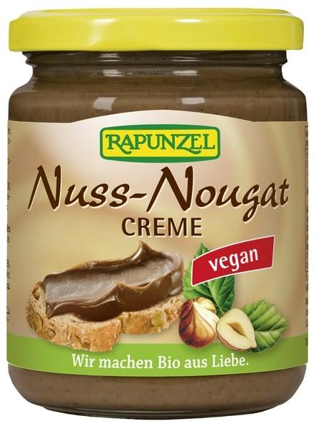 Rapunzel Bio Nuss-Nougat-Creme vegan 250g