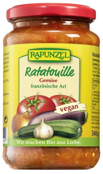 Bio Tomatensauce Ratatouille 335ml