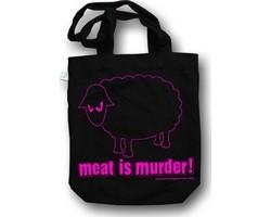 Tasche - Meat Is Murder