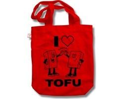 Tasche - I Love Tofu