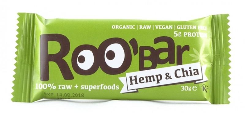 Roobar Hanf & Chia 30g