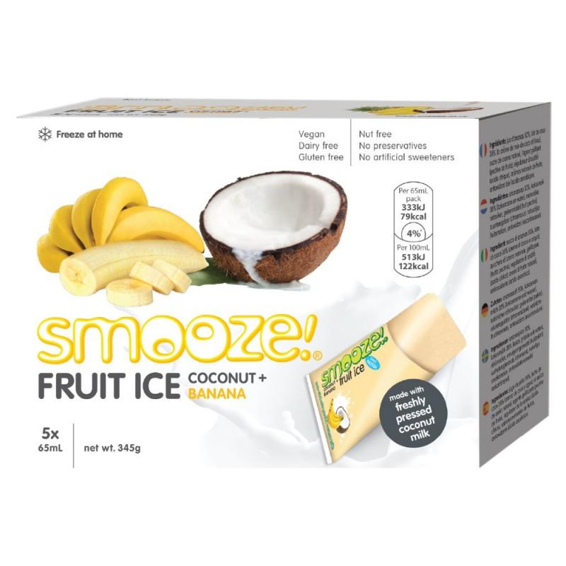 Smooze Eis Kokos-Banane 325ml