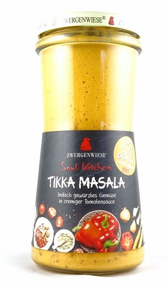 Bio Soul Kitchen Tikka Masala 420ml