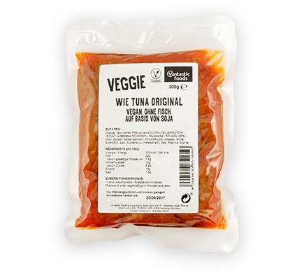 Veggie wie Tuna Original 300g