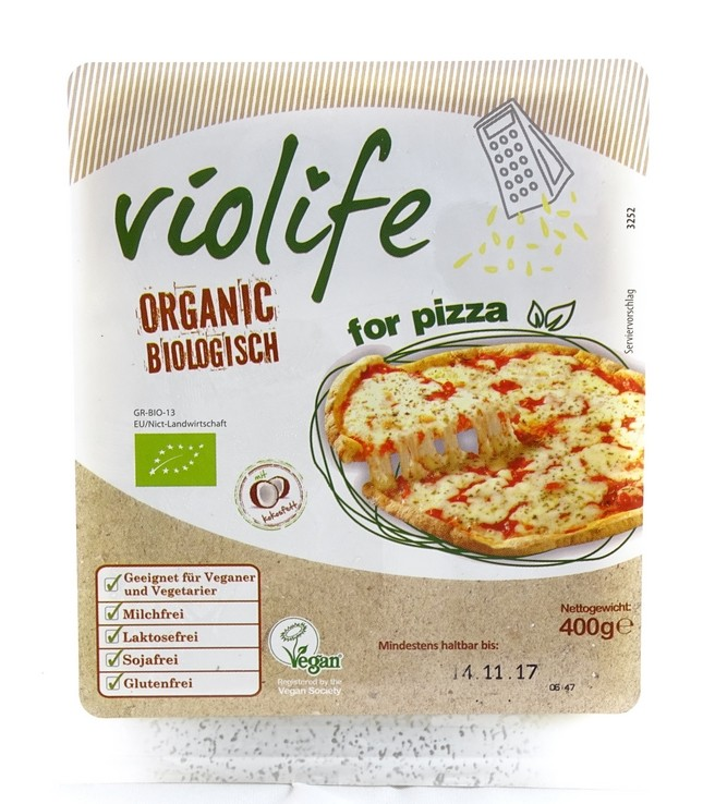 Violife Bio Block for Pizza 400g