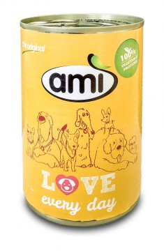 Ami LOVE every day Hundenahrung 400g