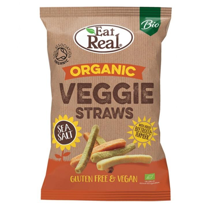Bio Veggie Straws, 100g