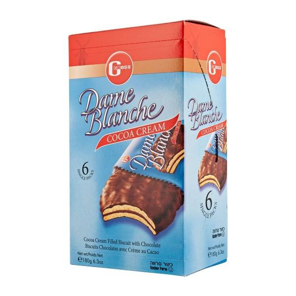 DAME BLANCHE Kekse Schoko, 180g