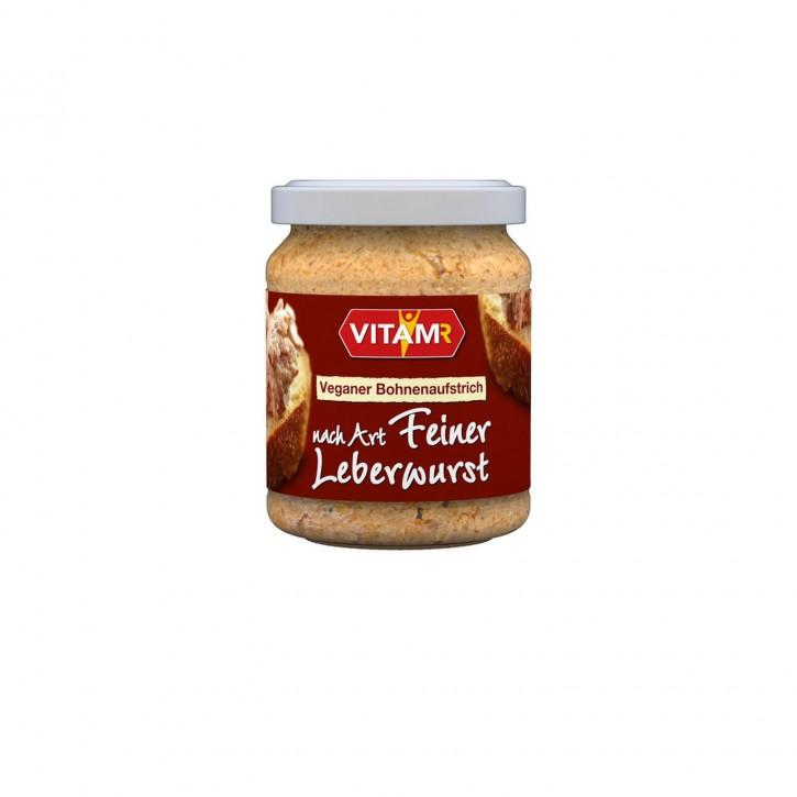 VITAM WIE FEINE LEBERWURST, BIO, 110G