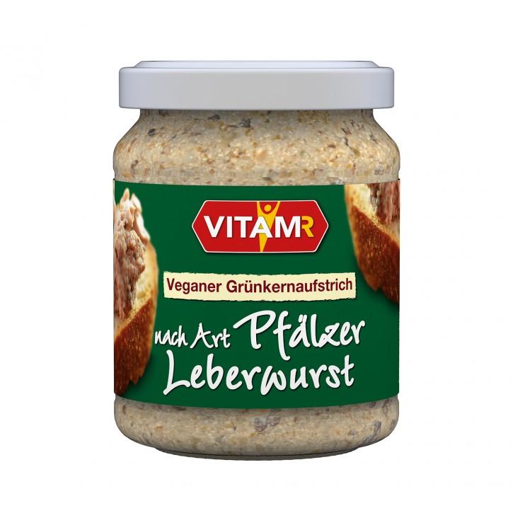 VITAM nach Art einer PFÄLZER LEBERWURST, BIO, 120g