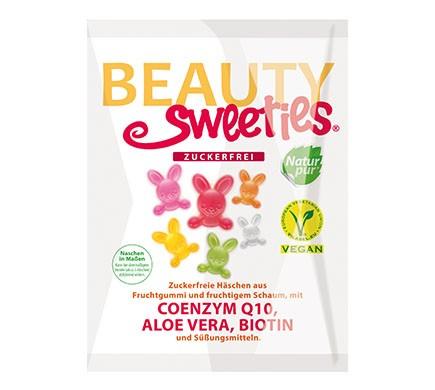 BeautySweeties ZUCKERFREIE HÄSCHEN, 125g