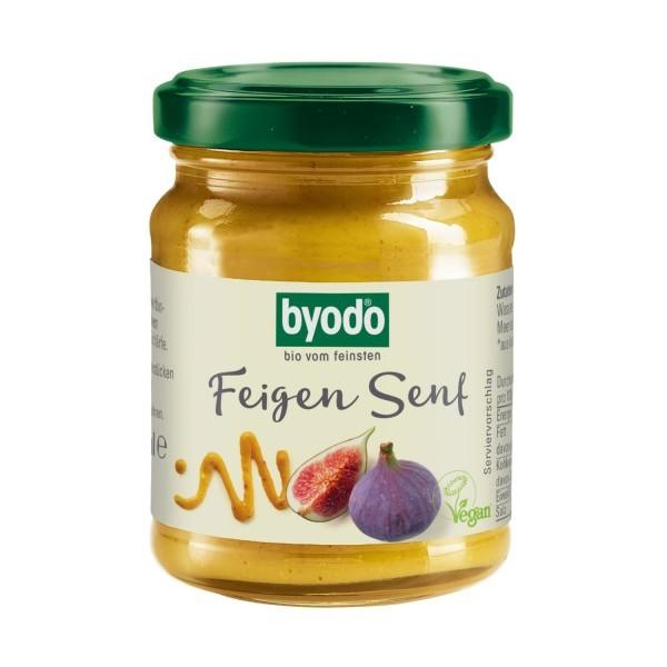 Byodo FEIGEN SENF, BIO, 125ml