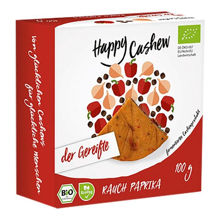 Happy Cashew DER GEREIFTE Rauch-Paprika, BIO, 100g