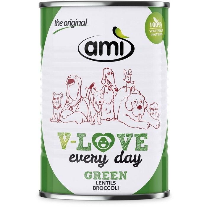 Ami V-Love Green 400g