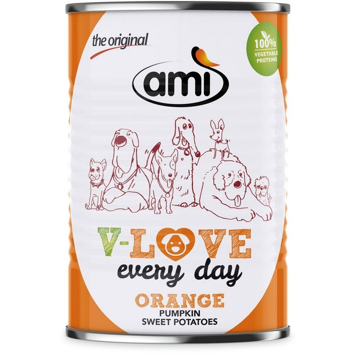 Ami V-Love Orange 400g