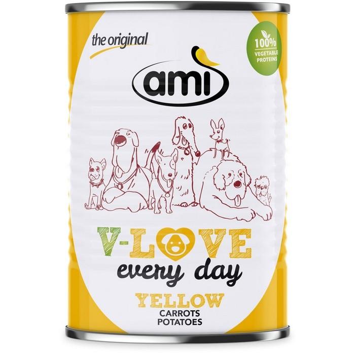 Ami V-Love Yellow 400g