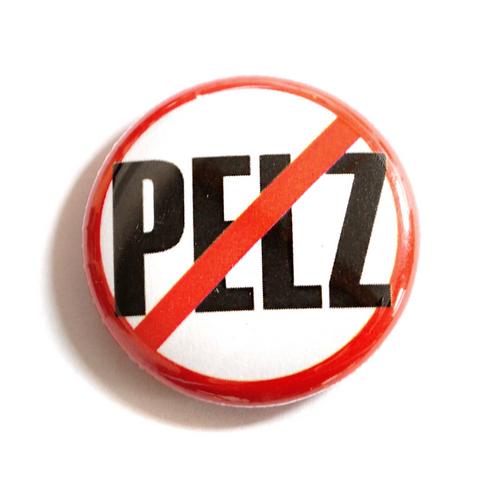 """Button """"Kein Pelz!"""""""