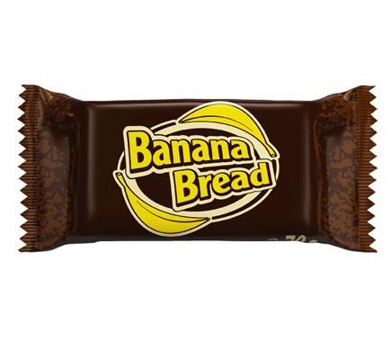 EnergyOatSnack BANANA BREAD, 70g