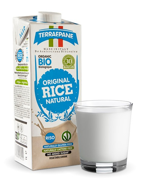 Terraepane Original Rice Natural Drink, 1L