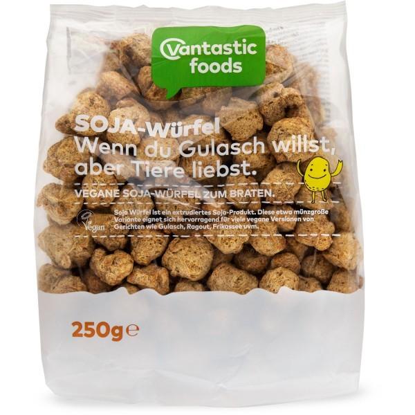 Vantastic foods SOJA WÜRFEL, 250g