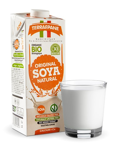 Terraepane Original Soja-Milch, 1L