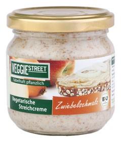 """Veggie Street Bio """"Zwiebelschmalz"""" 150g"""