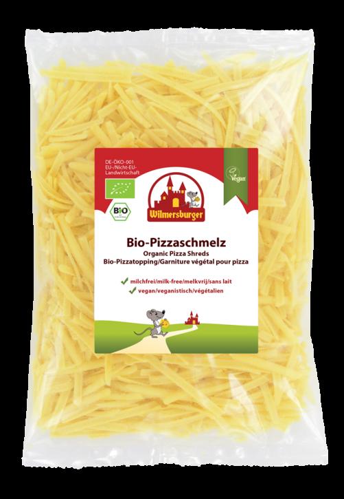 Wilmersburger BIO-Pizzaschmelz, 1kg